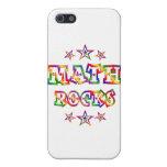 Rock de la matemáticas de las estrellas iPhone 5 funda