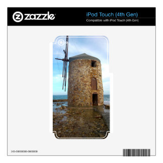 Rock Design Decal For iPod Touch 4G