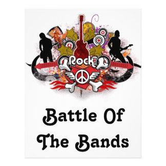 Rock! - Designer Rock Concert Flyer