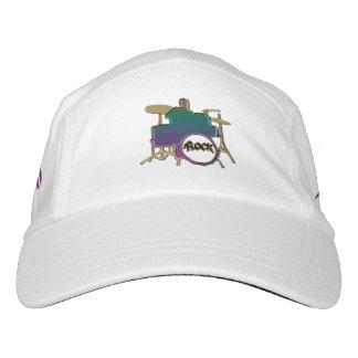 Rock Drummer Music Hat