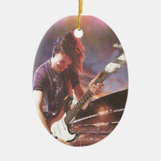 Rock Dude Ornaments