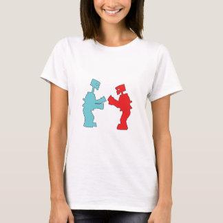 Rock 'em Sock 'Em Robots T-Shirt