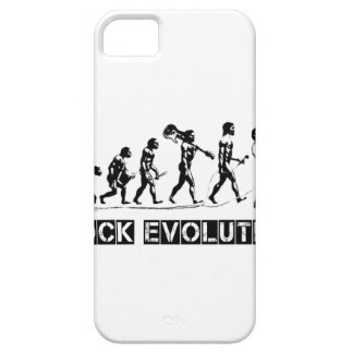 Rock Evolution funny design iPhone SE/5/5s Case