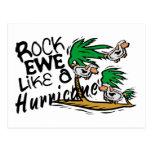 Rock Ewe Postcard
