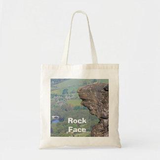 Rock Face bag