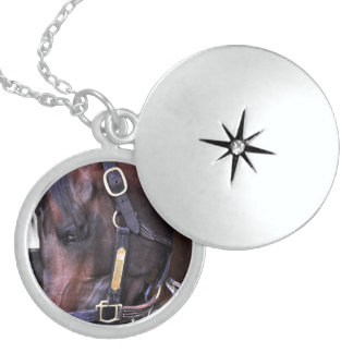 Rock Fall by Speightstown - Renda Round Locket Necklace