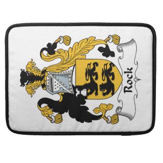 Rock Family Crest Sleeve For MacBooks