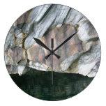 Rock Fish Wall Clock