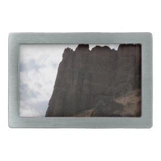 Rock Formation Belt Buckle