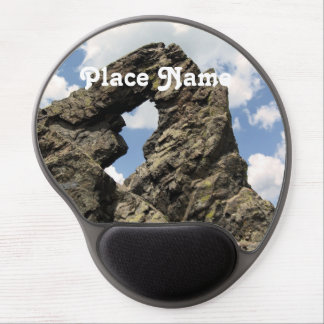 Rock Formation in Bulgaria Gel Mouse Mats