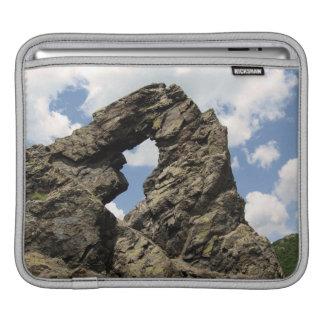 Rock Formation in Bulgaria iPad Sleeves