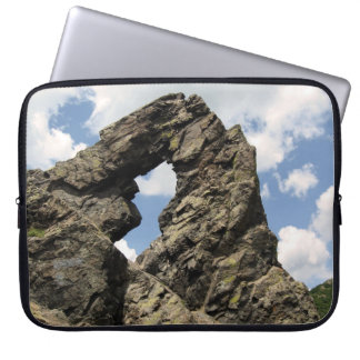 Rock Formation in Bulgaria Computer Sleeves