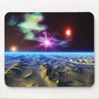 Rock Formation Mouse Pads