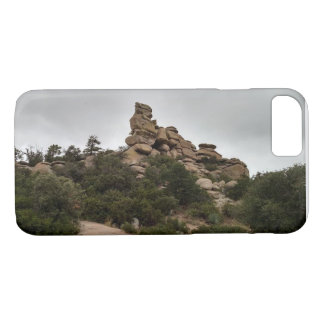 Rock formation New Mexico iPhone 8/7 Case