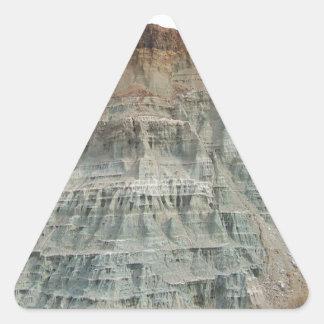 Rock Formation Triangle Sticker