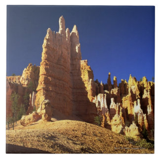 Rock formations in Bryce canyon Ceramic Tile