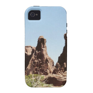 Rock Formations in Utah Case-Mate iPhone 4 Cover