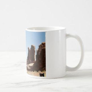Rock Formations in Utah Coffee Mug