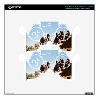 Rock Formations in Utah PS3 Controller Decal