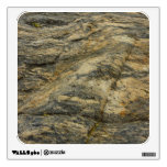 Rock from Joshua Tree Brown Grey Natural Abstract Wall Decal
