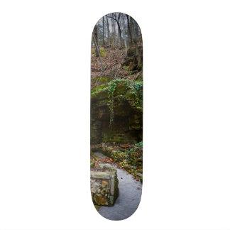 Rock Garden Patio Skateboard Deck