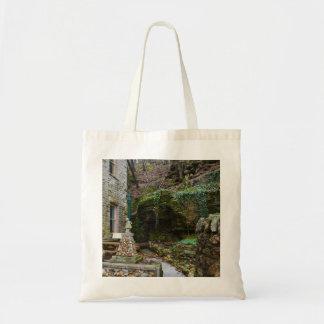 Rock Garden Patio Tote Bag