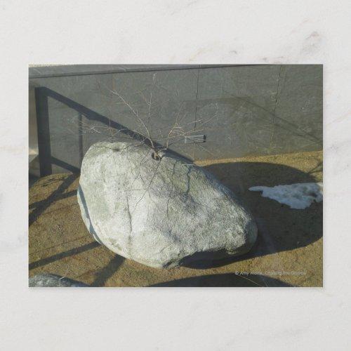 Rock Garden postcard