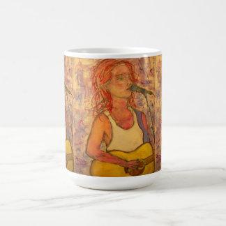 Rock Girl Coffee Mug