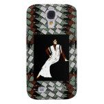 """""""Rock Goddess"""" CricketDiane Designer Stuff Samsung Galaxy S4 Cases"""