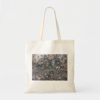 Rock Ground Texture in Detail Tote Bags