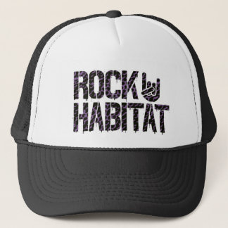 Rock Habitat Trucker Hat