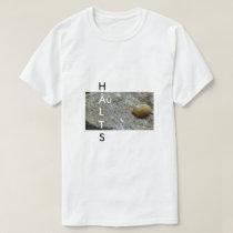 "Rock ""HALTS"" Autism T-shirt"