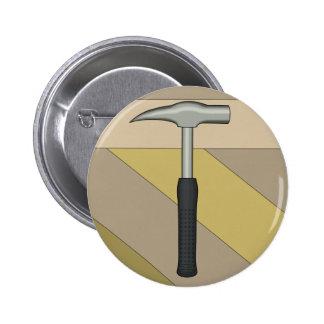 Rock Hammer Button