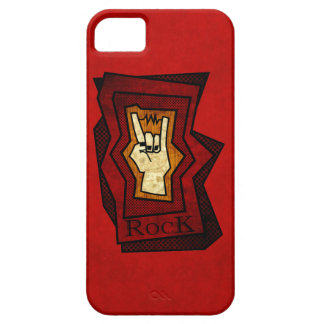 Rock Hand iPhone 5 Cover