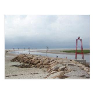 Rock Harbor, Cape Cod Postcard