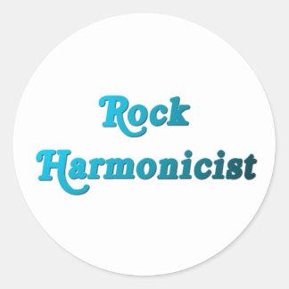 Rock Harmonicist Sticker