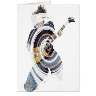 Rock Hero - Lead Guitar Card