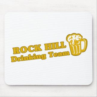 Rock Hill Drinking Team tee shirts Mousepad