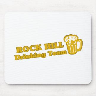 Rock Hill Drinking Team tee shirts Mousepads
