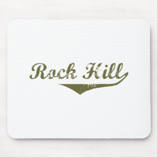 Rock Hill  Revolution t shirts Mouse Pads