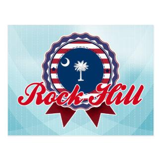 Rock Hill, SC Postcard