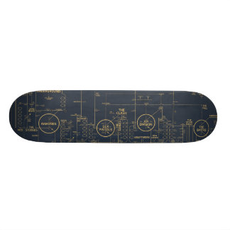 Rock History 101board Skateboard