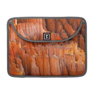 Rock Hoodoos in Morning Light MacBook Pro Sleeve
