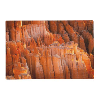 Rock Hoodoos in Morning Light Placemat