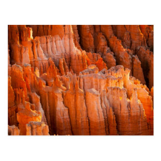 Rock Hoodoos in Morning Light Postcard