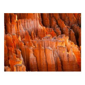 Rock Hoodoos in Morning Light Postcard