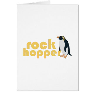 Rock Hopper Card