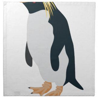 Rock Hopper Penguin Napkin
