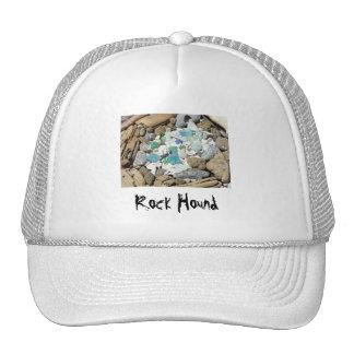 Rock Hound truckers hat Fossils Rocks Hunter