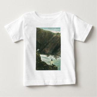 rock image baby T-Shirt